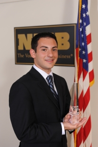 Jay Schectman, 2009 Young Entrepreneur of the Year