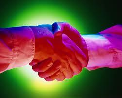 Negotiation, handshake